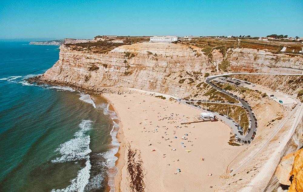 praias de portugal praia da calada