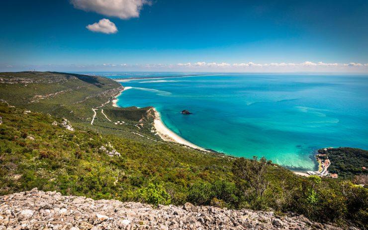 praias de portugal serra da arrábida