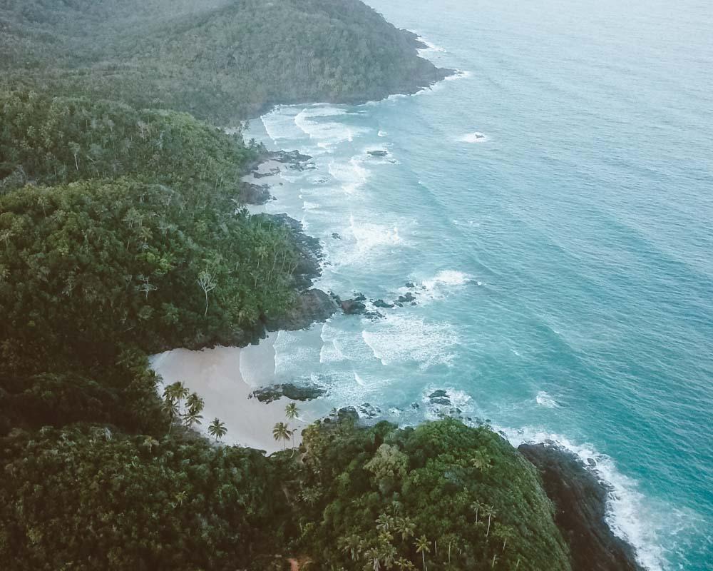 roteiro itacaré praias