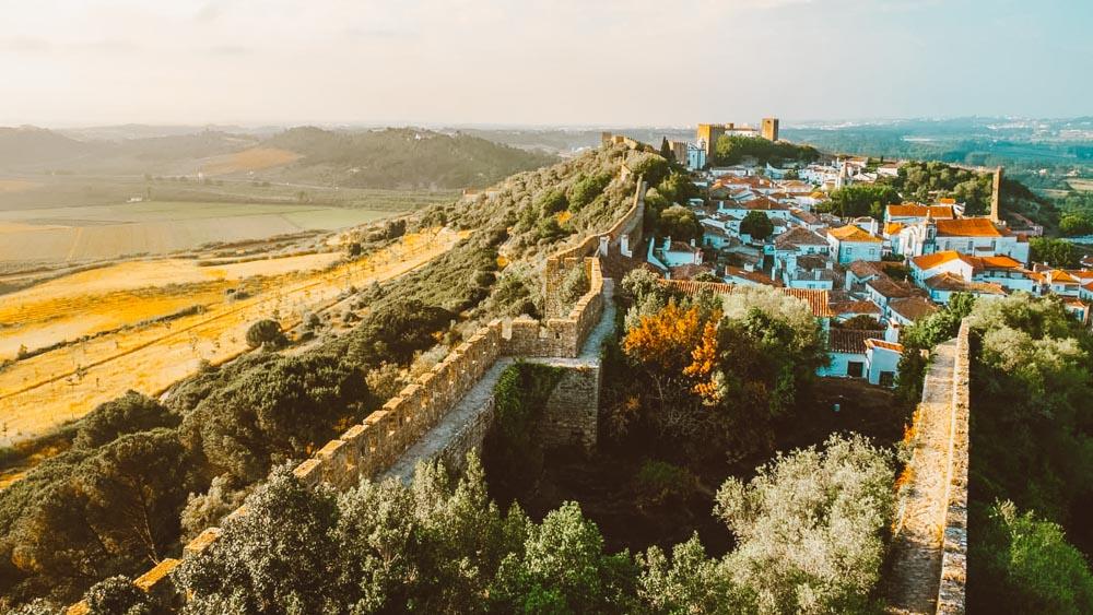 viagem de carro em portugal aldeias históricas