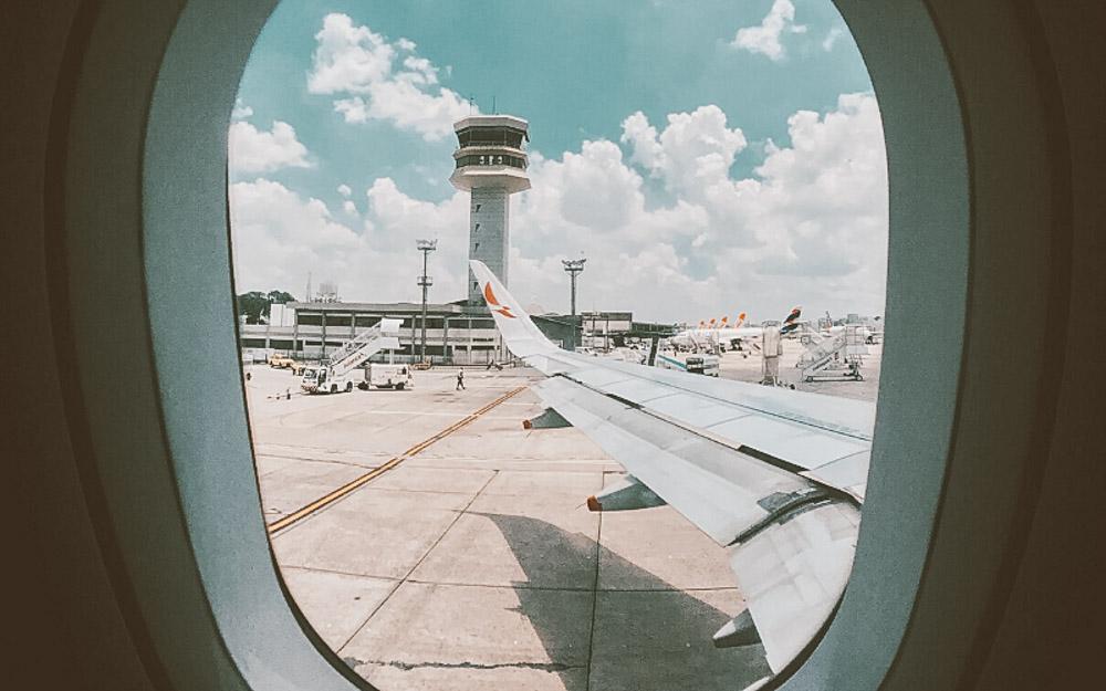 onde ficar em berna avião