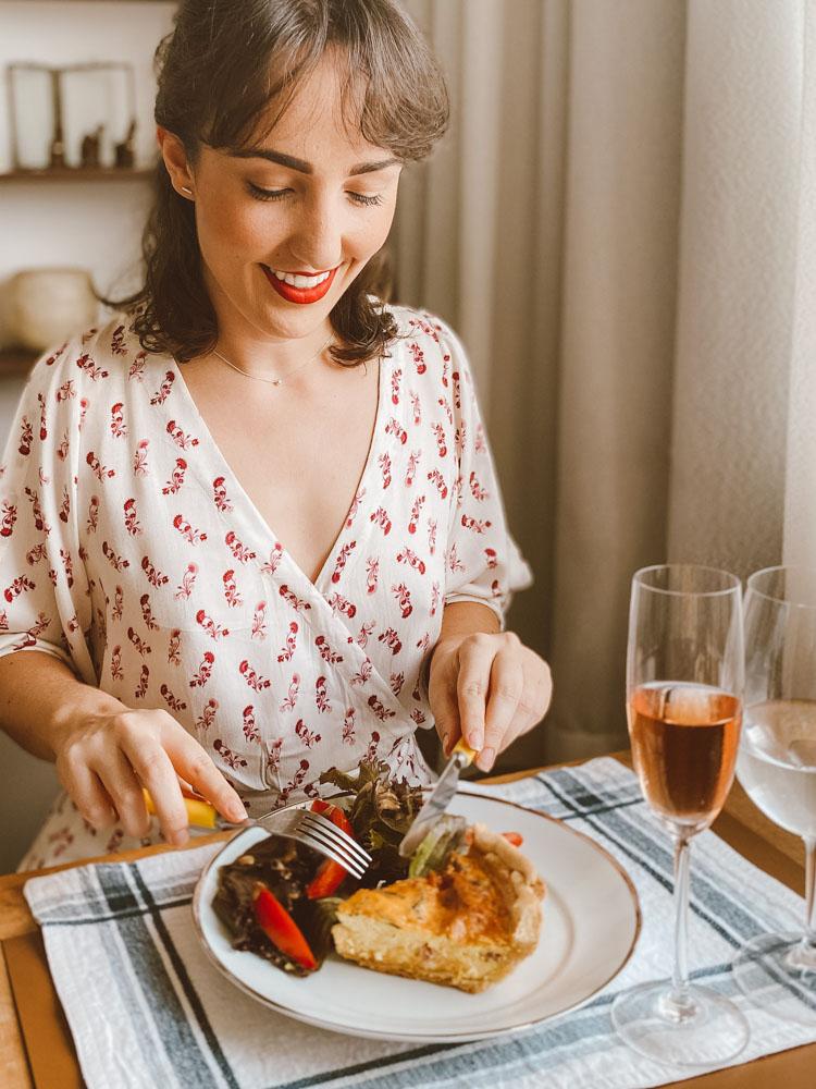 receitas francesas para o café da manhã