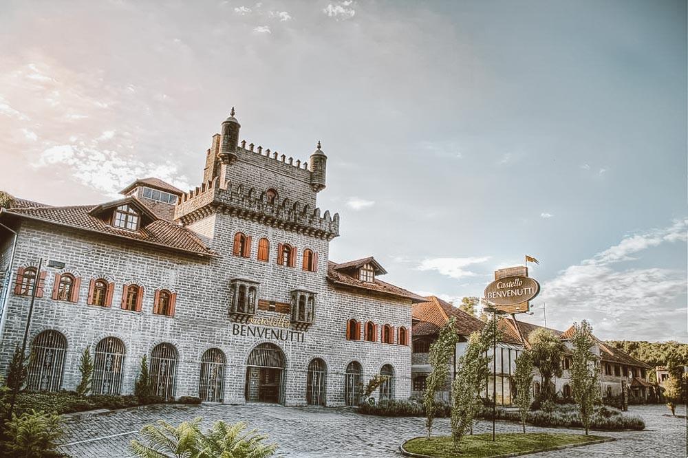 pousadas vale dos vinhedos castello benvenutti
