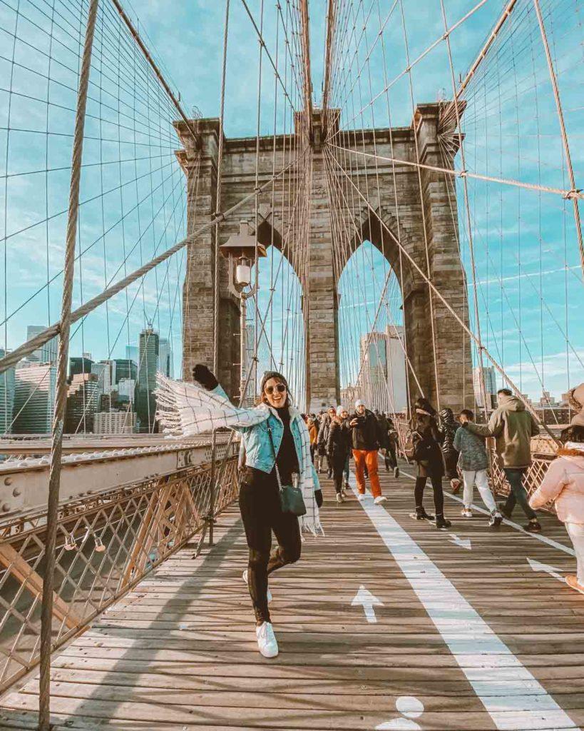 foto brooklyn bridge