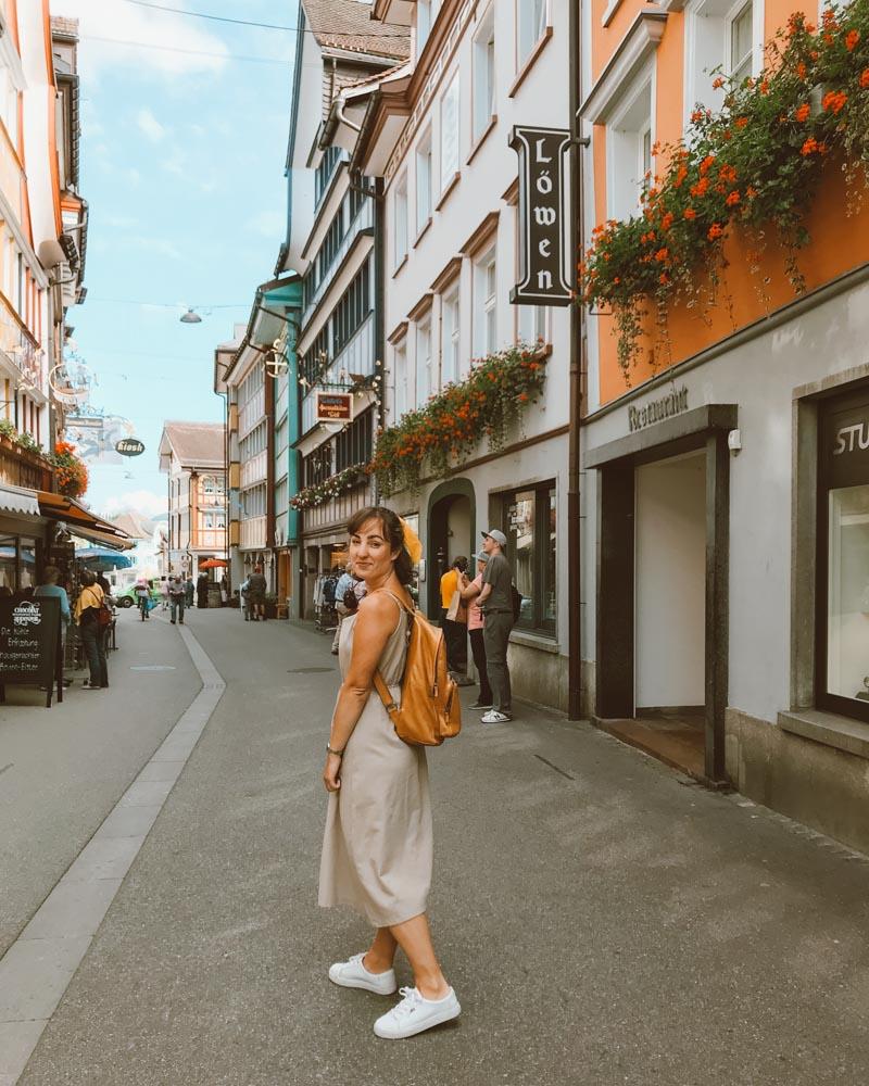ruas de appenzell