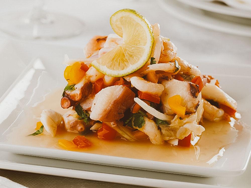 comidas tipicas do peru ceviche