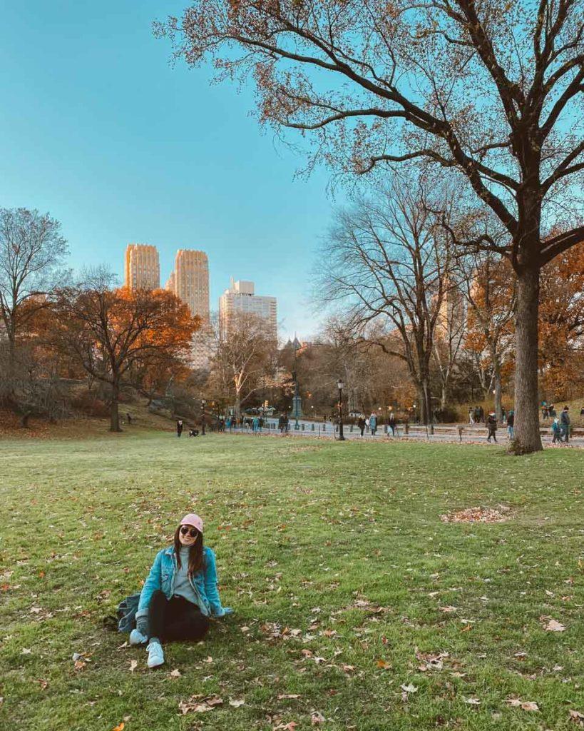 gramados central park