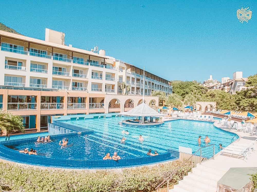 melhores resorts do brasil costa do santinho