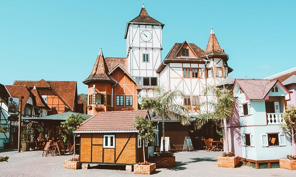o que fazer em blumenau parque vila germanica