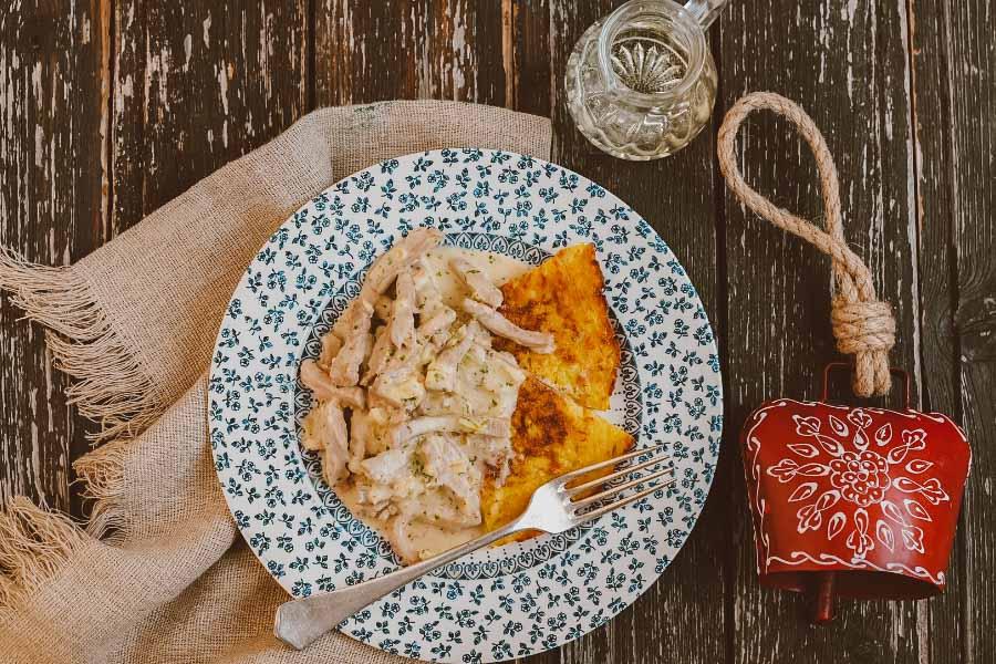 pratos típicos da suíça
