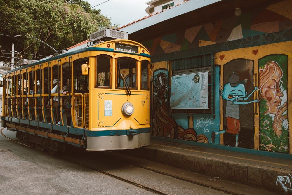 passeios no rio de Janeiro: santa teresa