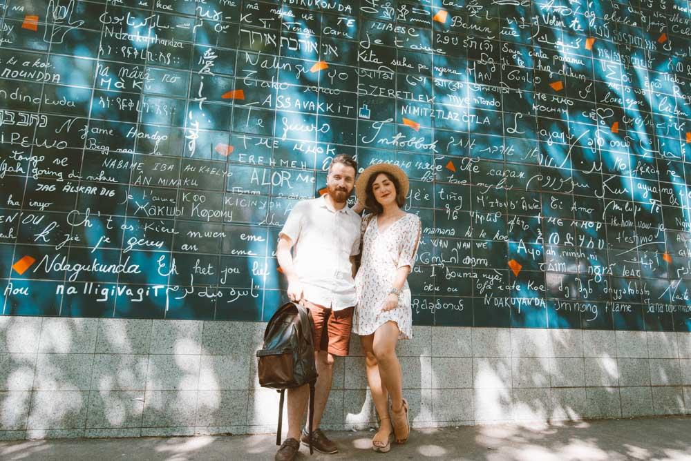 fotos em paris muro je taime