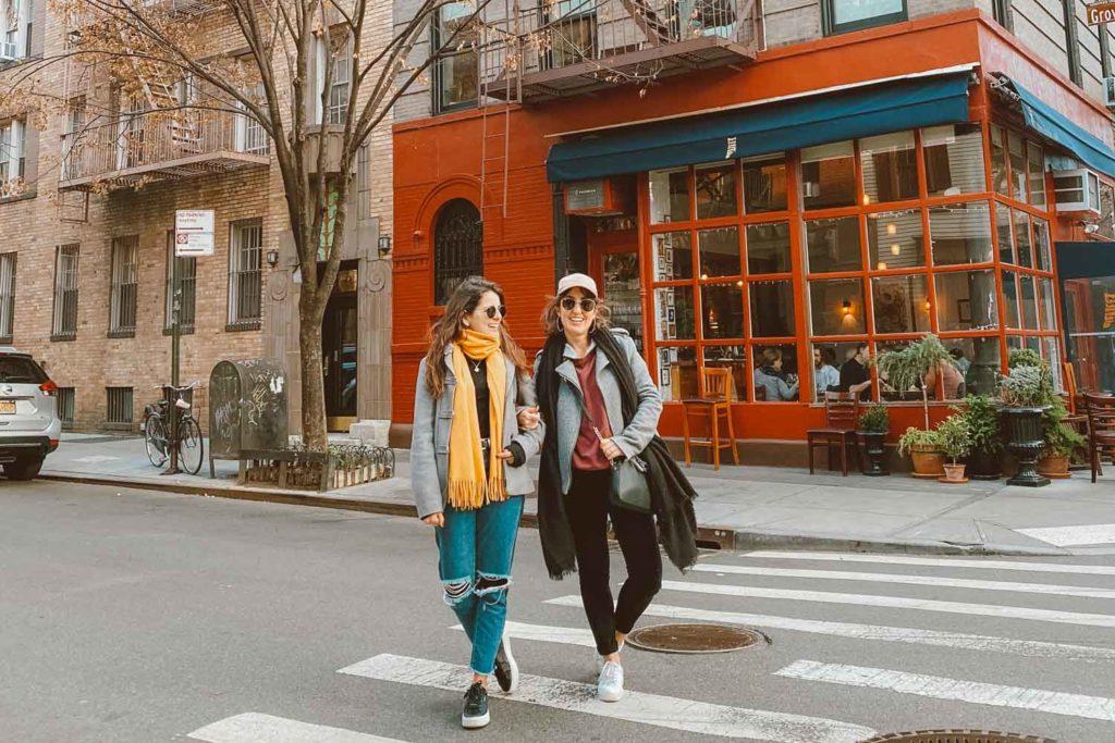 apartamento friends nova york