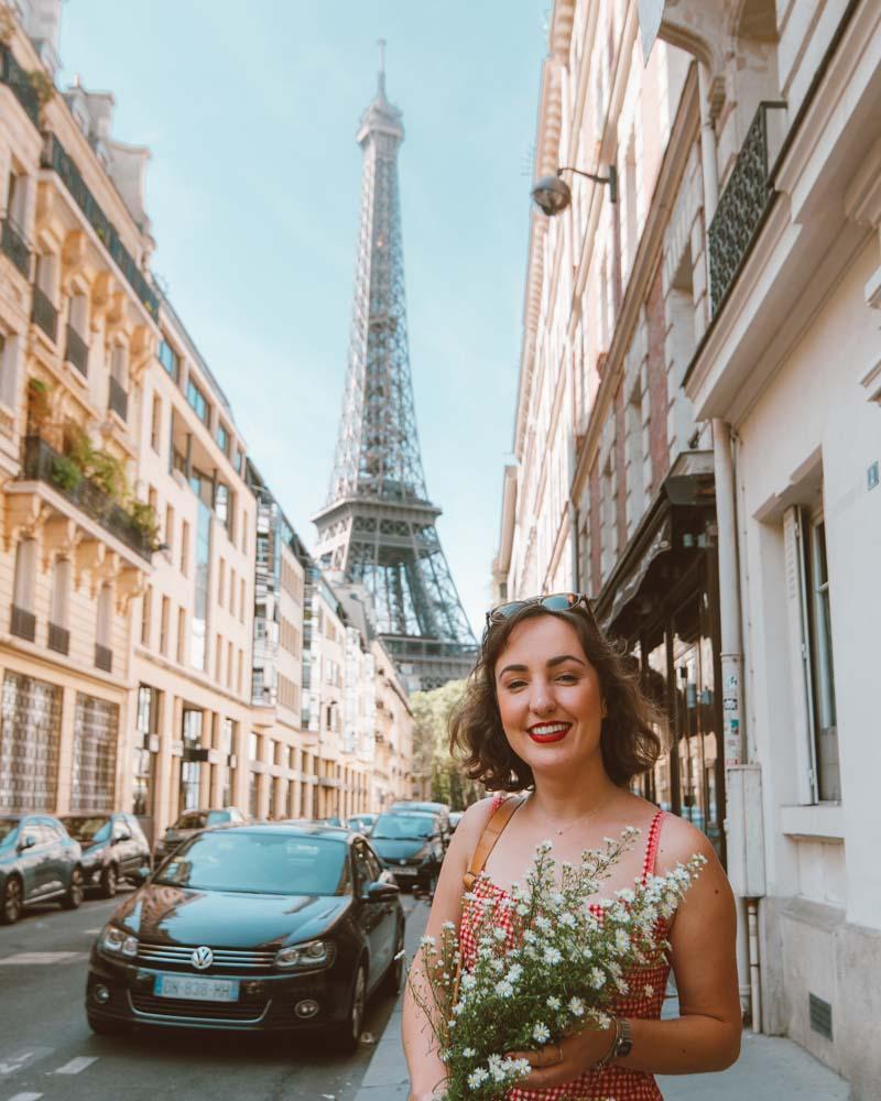 onde fotografar a torre eiffel em paris
