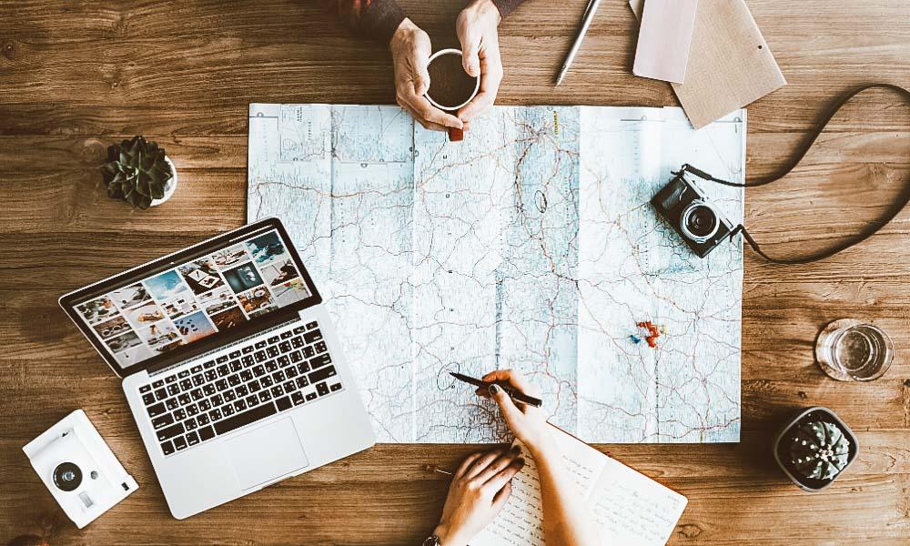 roteiro de viagem planejamento
