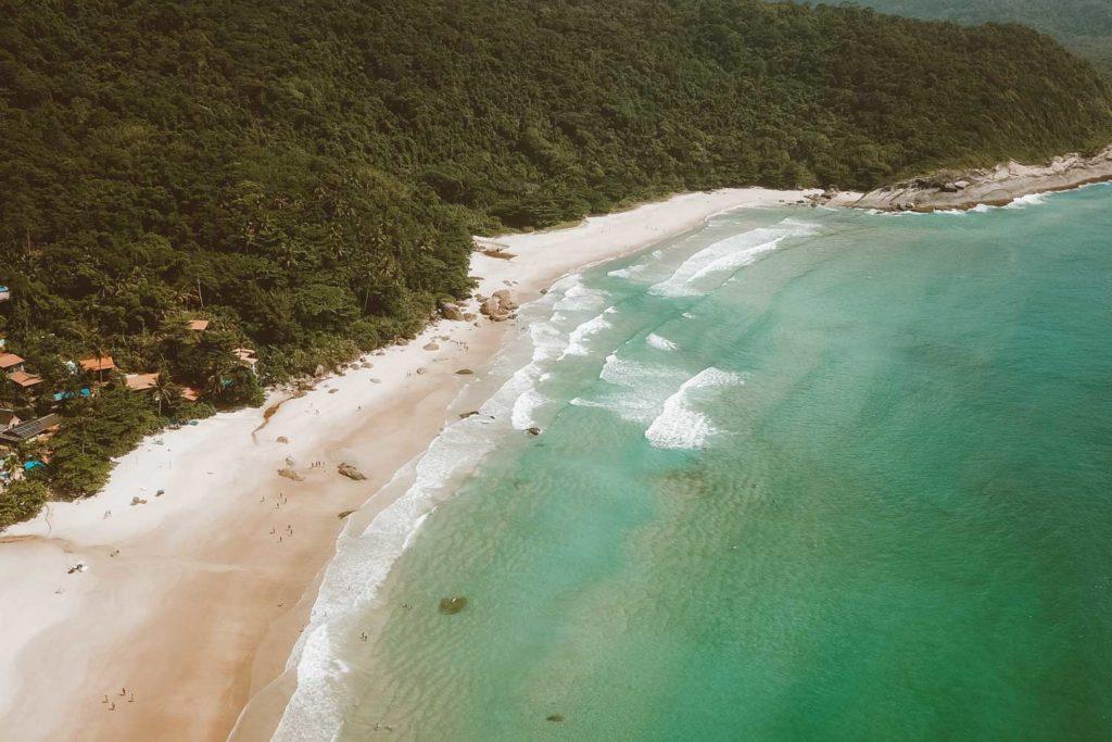 ilha grande para onde viajar 2021