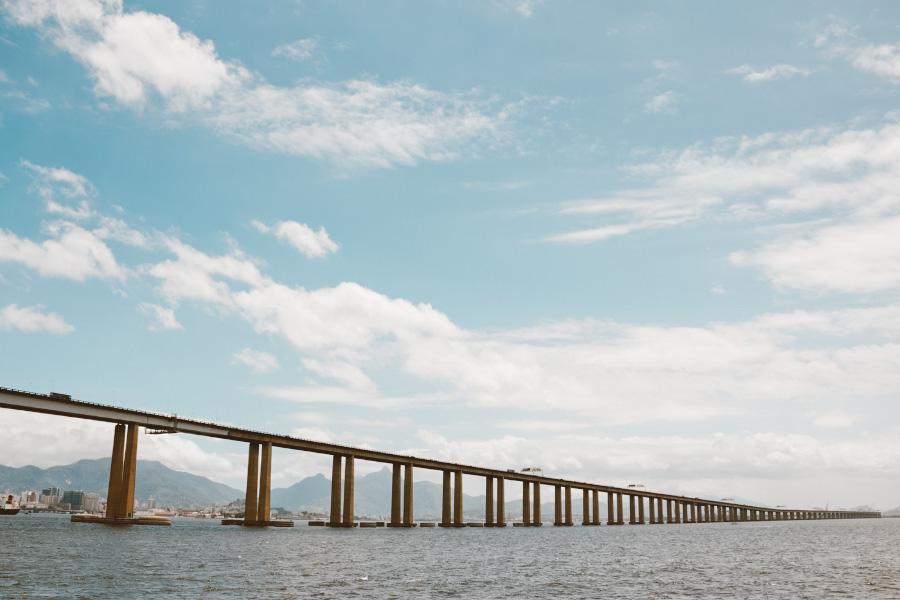 ponte rio niteroi