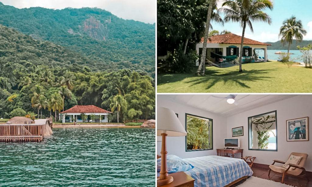 airbnb ilha grande