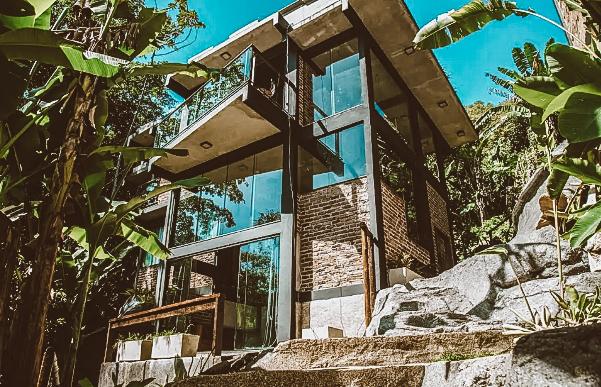casa airbnb ilha grande