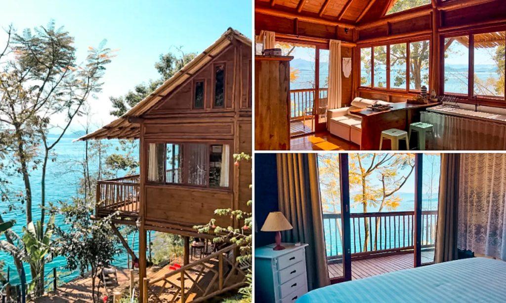 chalé airbnb ilha grande