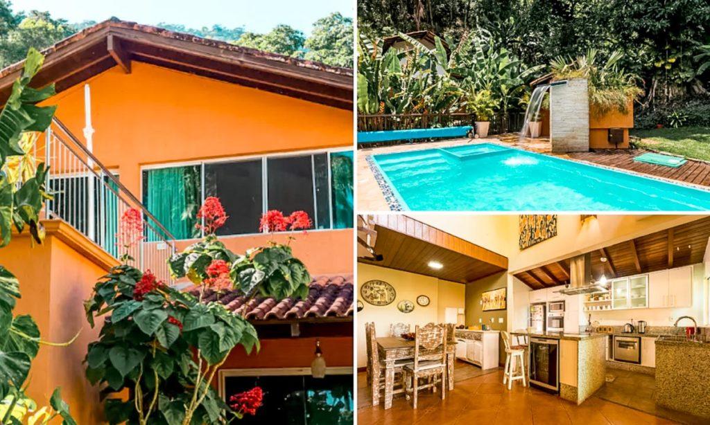 casa na ilha grande airbnb