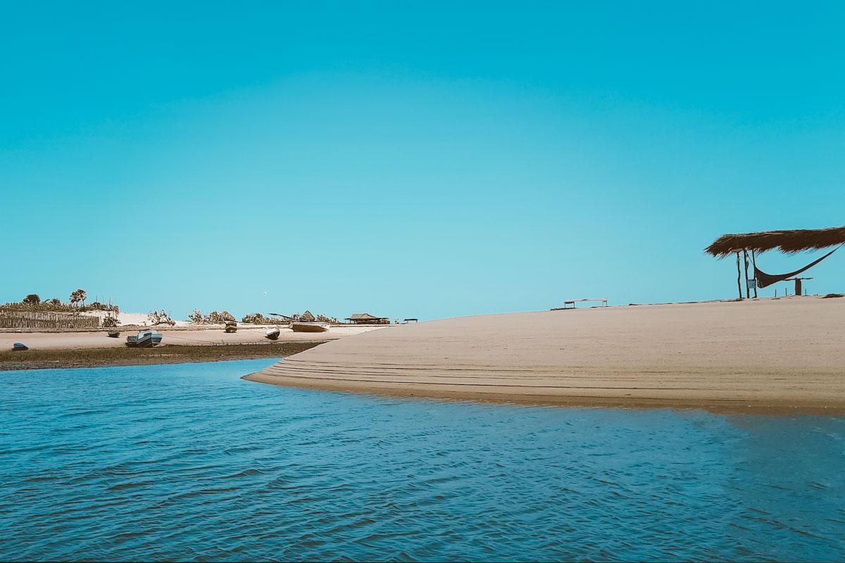 praias do litoral do piauí