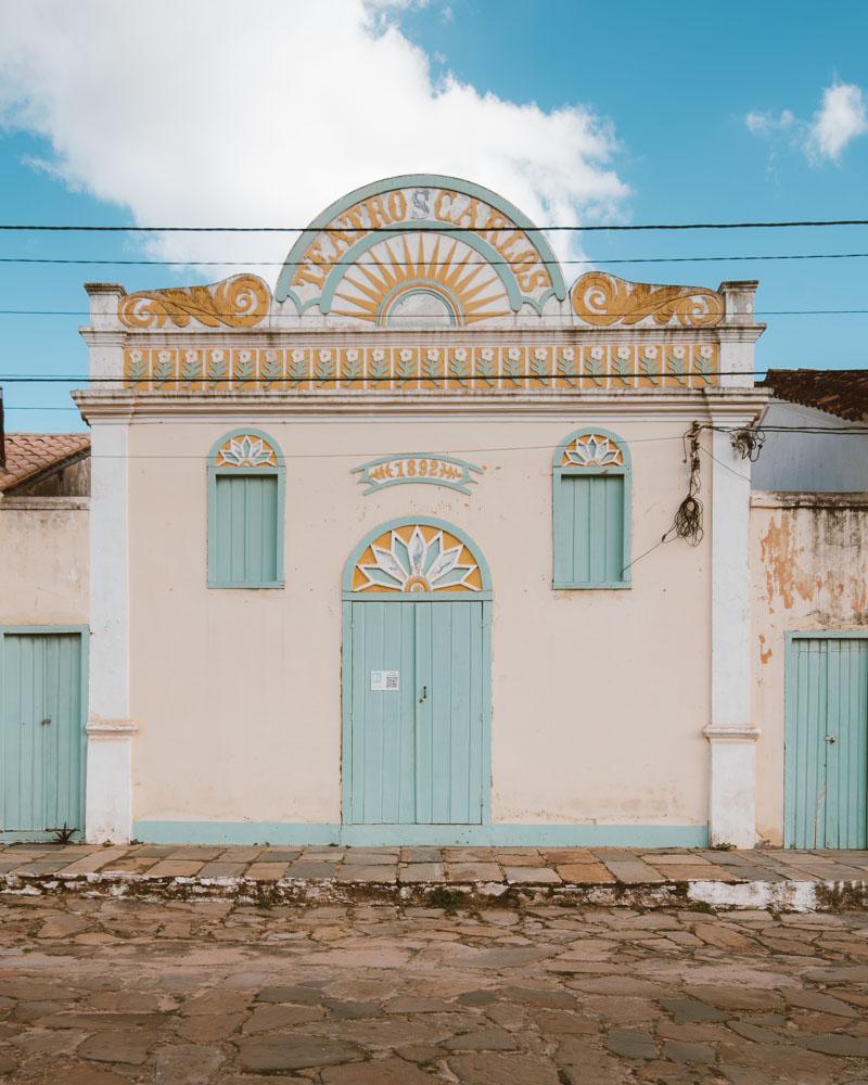 Centro Histórico Rio de Contas Bahia