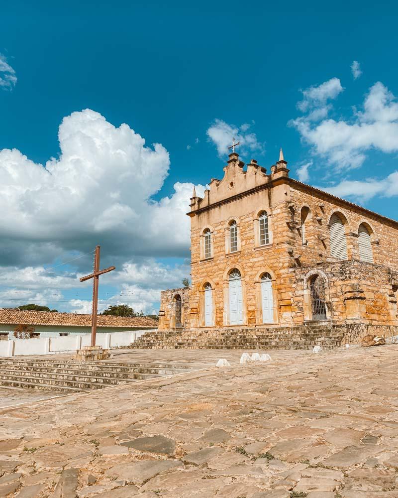 Igrejas de Rio de Contas, na Bahia