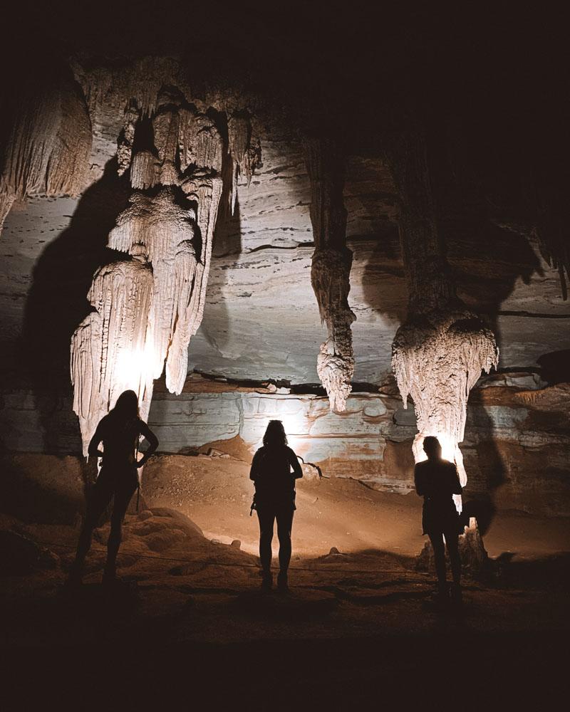 gruta lapa doce chapada diamantina