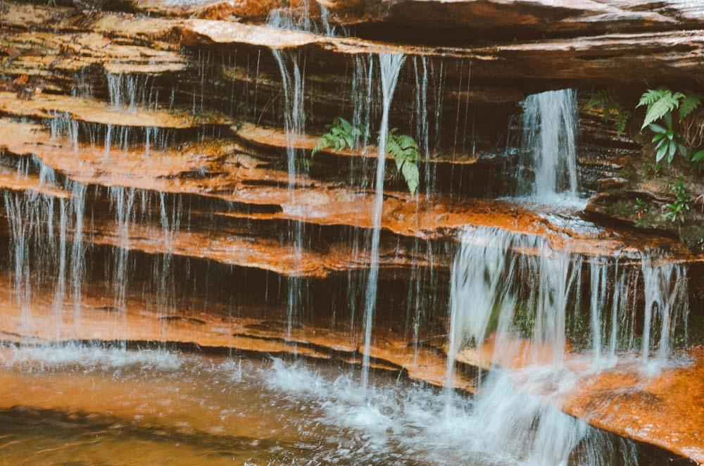 Cachoeira Águas Claras, Vale do Capão
