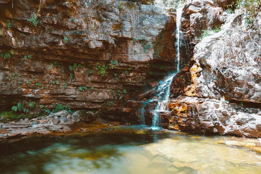Cachoeira da purificação, Vale do Capão