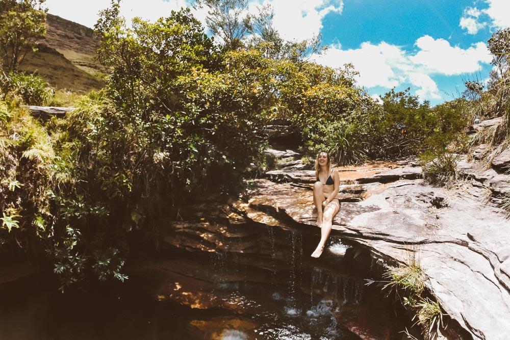 Cachoeiras no Vale do Capão