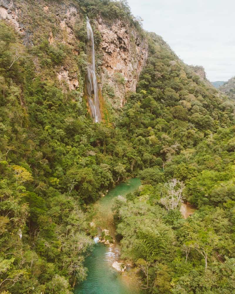 Cachoeira Boca da Onça Ecotour