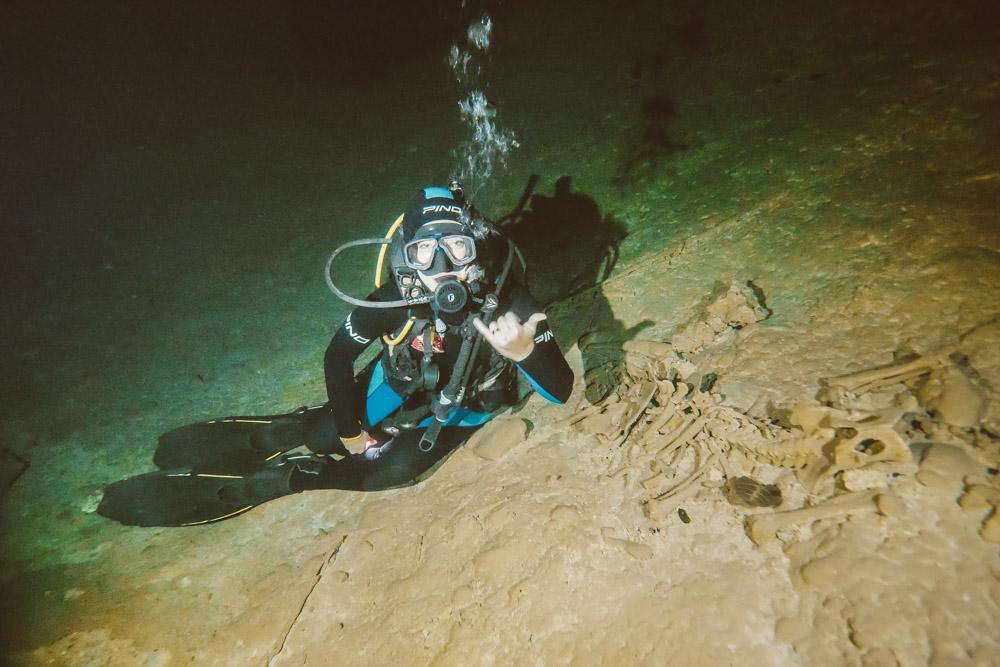 mergulho no abismo anhumas