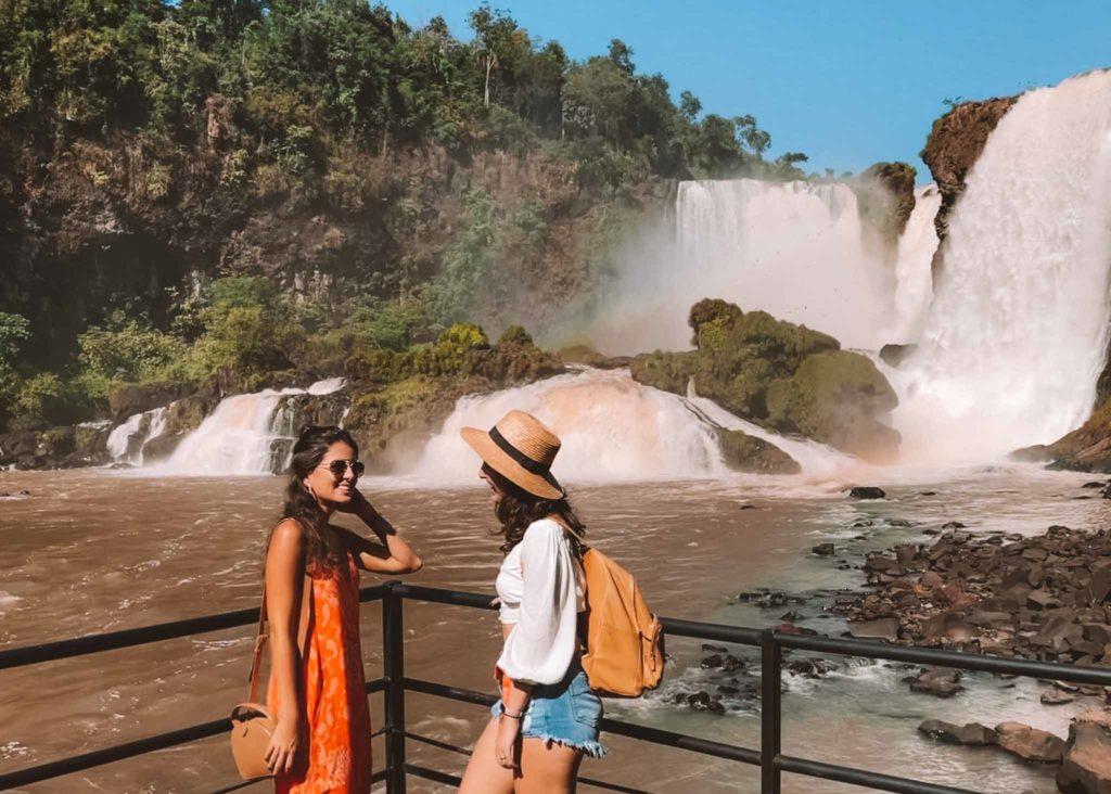 cachoeiras do paraguai
