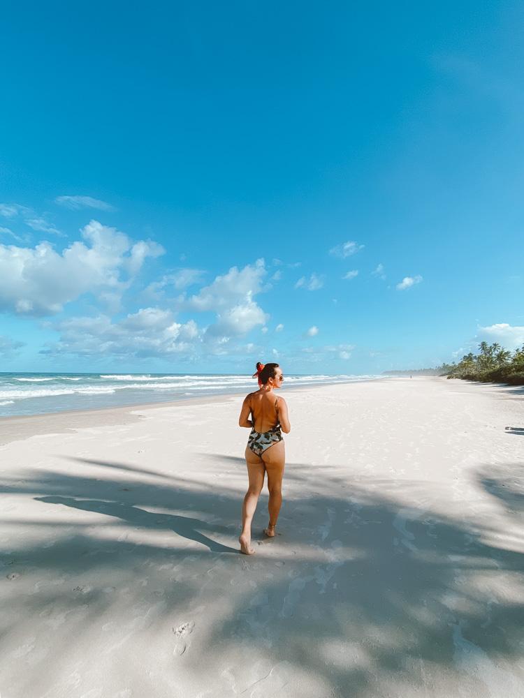 praia pé de serra bahia