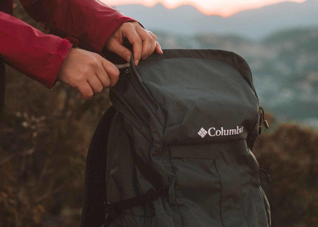 mochila para trilhas