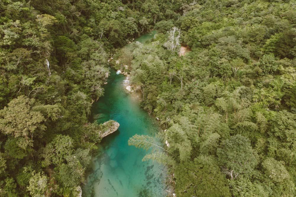 rio turquesa bonito ms