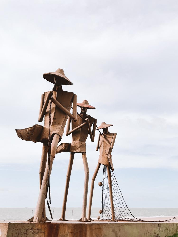 pontos turísticos de São Luís na orla