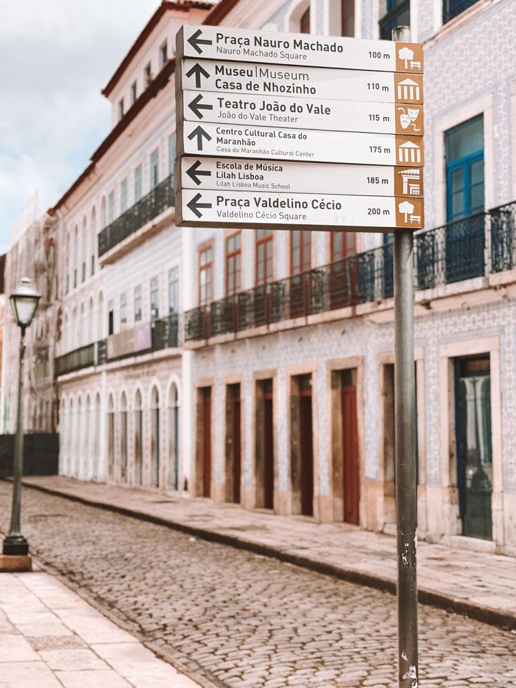 principais pontos turísticos de são luís no maranhão