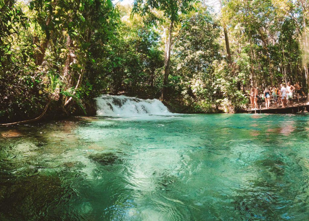 Cachoeira do Jalapão