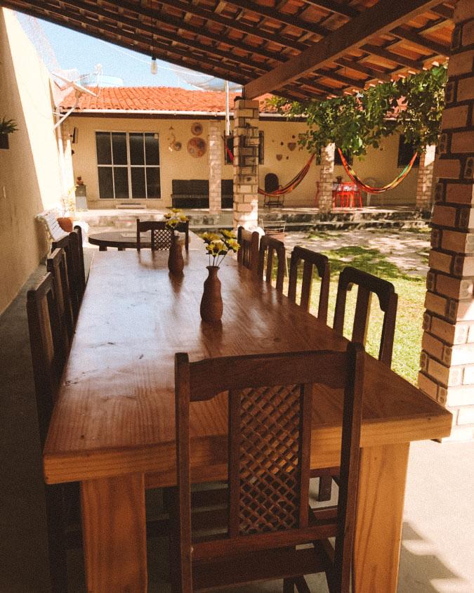 Casa de temporada em Santo Amaro Maranhão