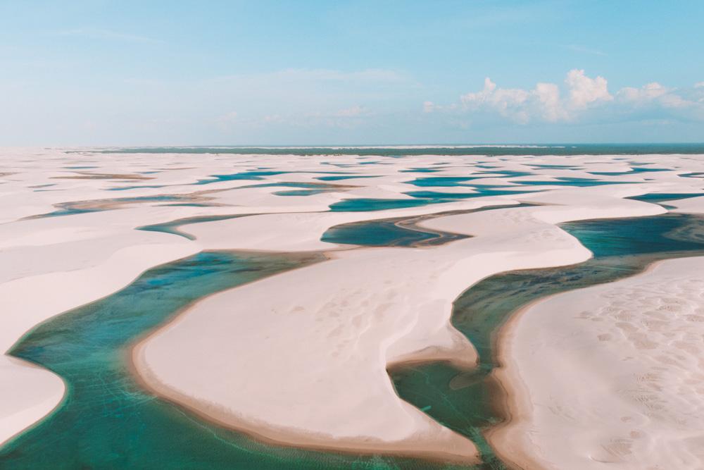 melhores lagoas de Santo Amaro do Maranhão