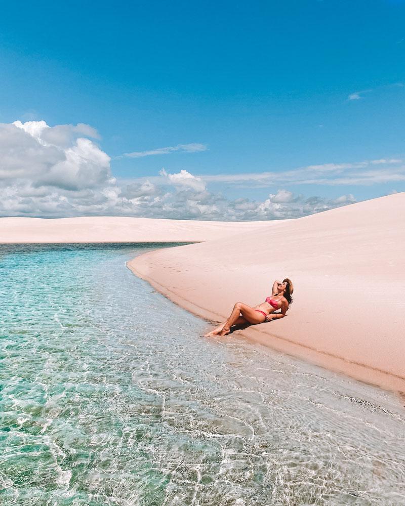 o que fazer em Santo Amaro do Maranhão