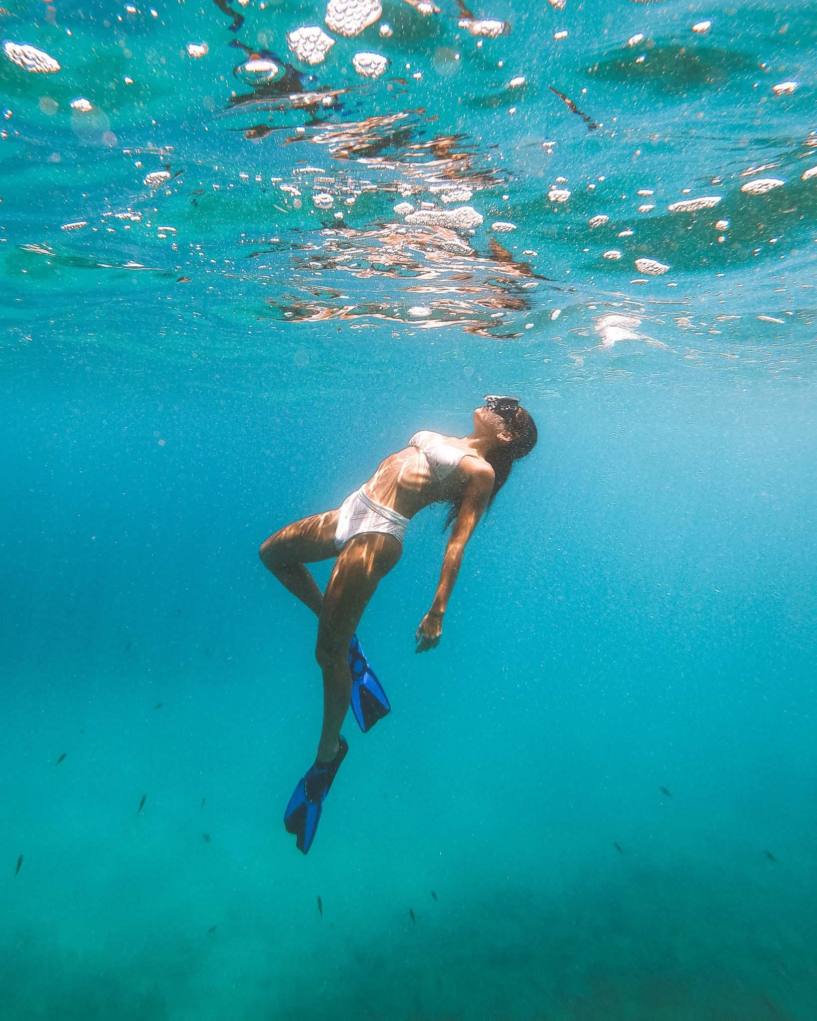 mergulho fernando de noronha